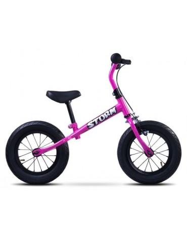 STORM metalinis balansinis dviratukas