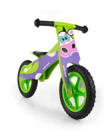 Balansinis dviratukas Milly Mally karvytė