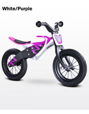 caretero balansinis dviratis enduro