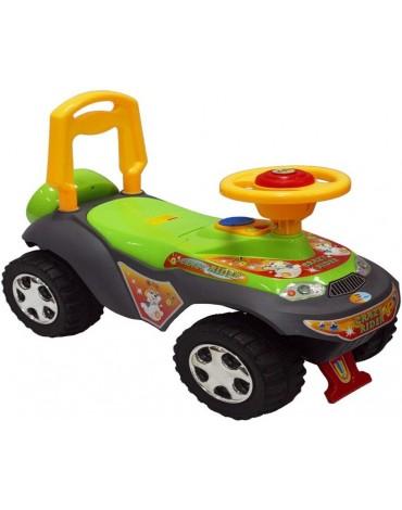 Babymix paspiriama mašinėlė - stumdukas