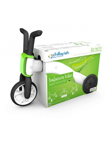 Chillafish Bunzi triratukas - balansinis dviratis viename
