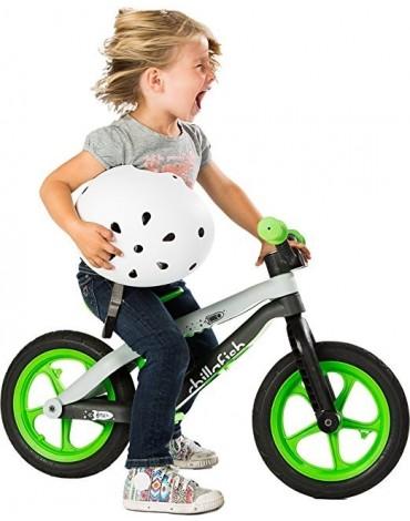 Chillafich BMXie- Rs balansinis dviratukas - žalias