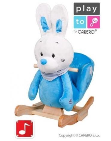 Supamas žaislas  zuikutis