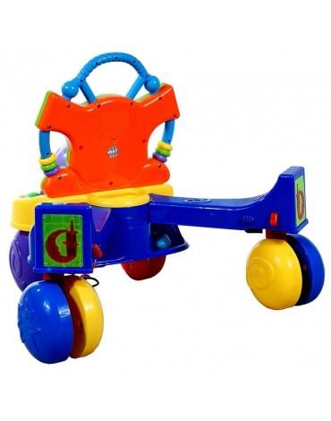 Muzikinis stumdukas - mašinėlė Liūtukas