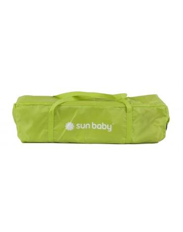 Maniežas - lovytė vaikams pilkai žalia