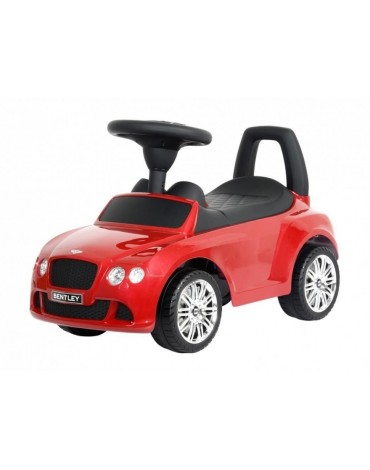 "Sun Baby mašina stumdukas ""Bentley"" raudona"