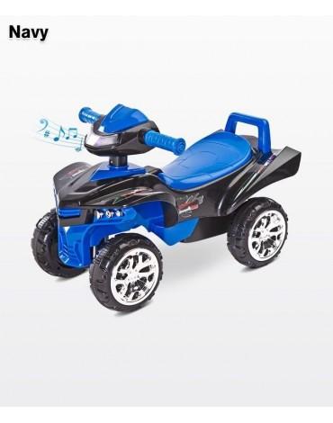 """Paspiriama mašina """"Mini Raptor"""" mėlyna"""