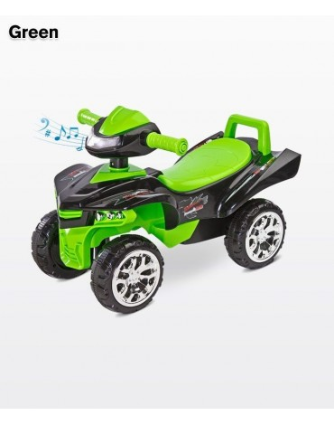 "Paspiriama mašina ""Mini Raptor"" žalia"