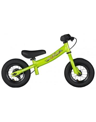 """Bike Star žalias balansinis dviratukas """"Sport Edition"""" 10 colių"""