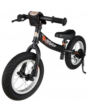 """Bike Star juodas balansinis dviratukas """"Sport Edition"""" 12 colių"""