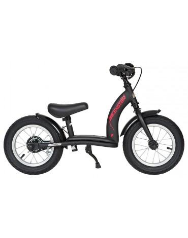 Bike Star juodas balansinis dviratukas