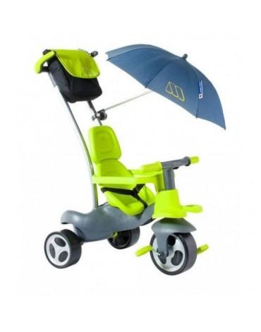 Molto Urban Trike Soft Control 5in1 žalias triratukas