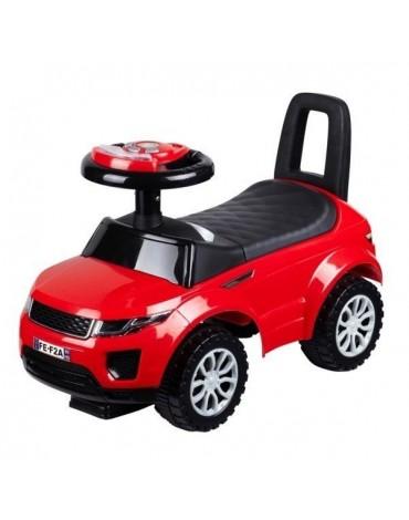 Babymix raudona paspiriamoji mašina stumdukas