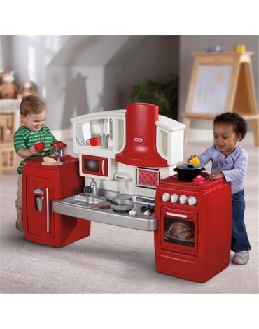 Little Tikes vaikiška virtuvėlė 2in1