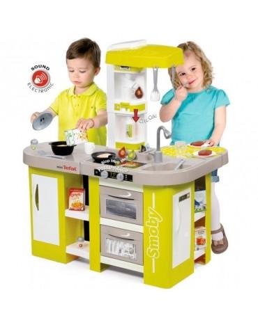 Smoby Tefal Studio XL didelė vaikiška virtuvėlė 2017