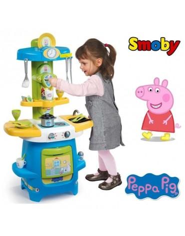 Smoby Peppa Pig stilinga virtuvėlė