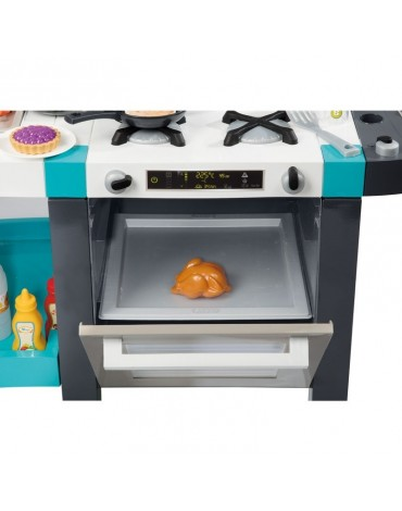 Smoby Tefal Studio Magic Bubble vaikiška virtuvėlė