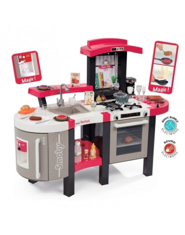Vaikiška virtuvėlė Smoby SuperChef de Luxe MAGIC BUBBLE