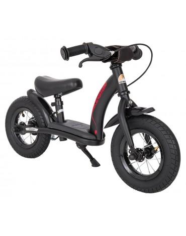 """Bike Star juodas balansinis dviratukas """"Klasika"""" 10 col."""
