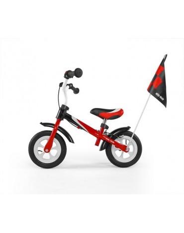 Milly Mally Dragon Deluxe balansinis dviratukas
