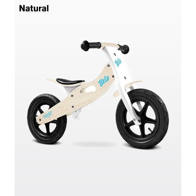 Caretero Velo medinis balansinis dviratukas