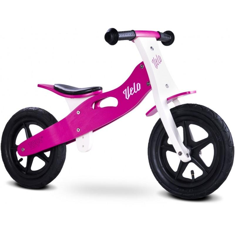 medinis balansinis dviratukas vaikui