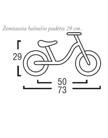 Balansiniai dviratukai PUKy internetu