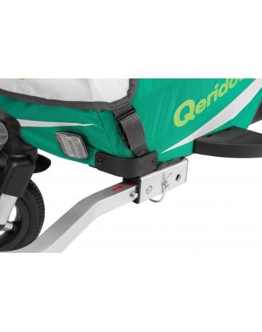 Qeridoo KidGoo 1  2017 dviracio priekaba vezimelis