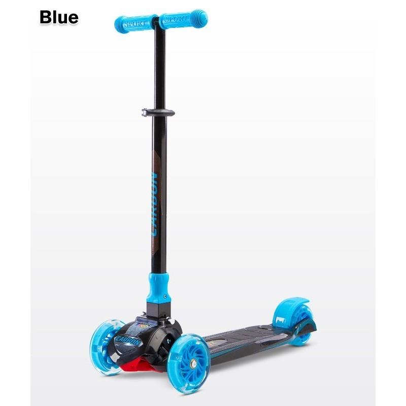 Puky Caretero Carbon mėlynas