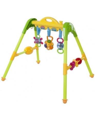 Naujas lavinamasis stovas - kūdikių gimnastikai