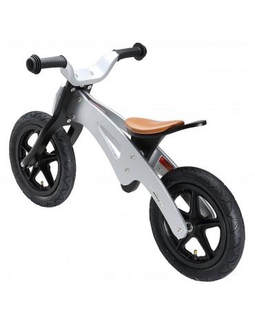 be pedalu balansinis dviratis