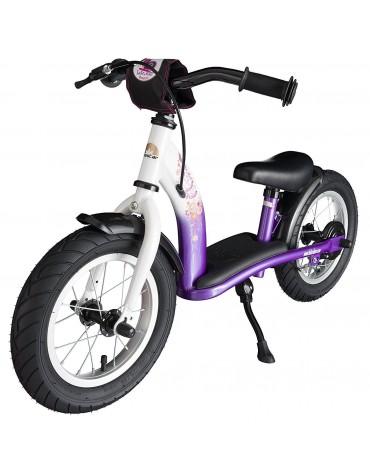 Bike Star rose balansinis dviratukas