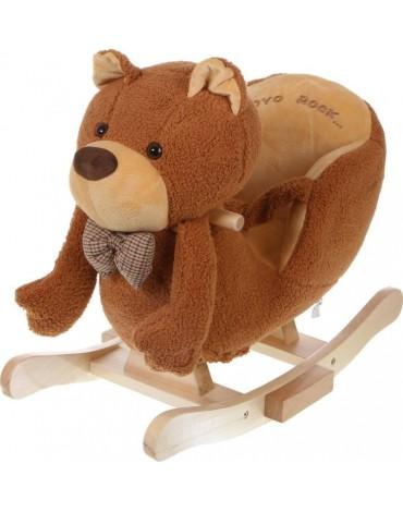 EcoToys supamas žaislas meškiukas