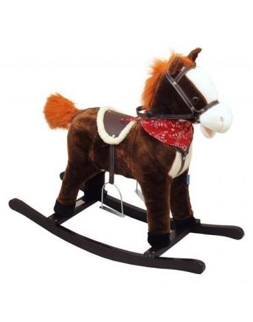 Supamasis medinis arkliukas vaikui