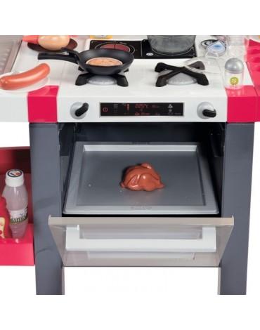 Vaikiška virtuvėlė Smoby SuperChef miniTefal de Luxe MAGIC BUBBLE