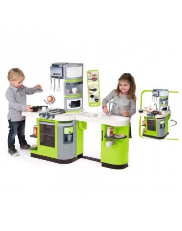 Smoby naujausia didelė vaikiška virtuvėlė