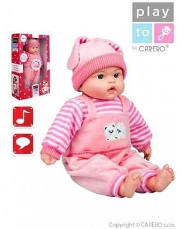 PlayTo lėlė kūdikis