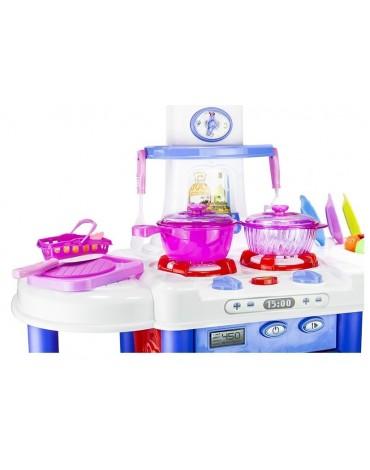 Vaikiška virtuvėlė su garsais ir švieselėm 2227