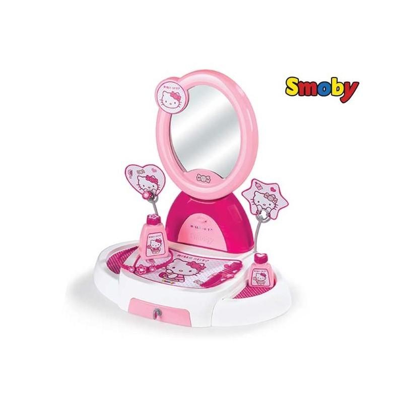 Smoby Hello Kitty grožio staliukas mergaitėms