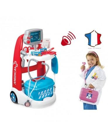 Smoby daktaro rinkinys vaikui su garsais