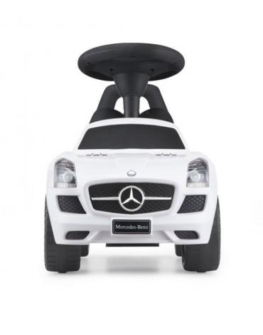 """Paspiriama mašinėlė """"Mercedes"""" balta"""