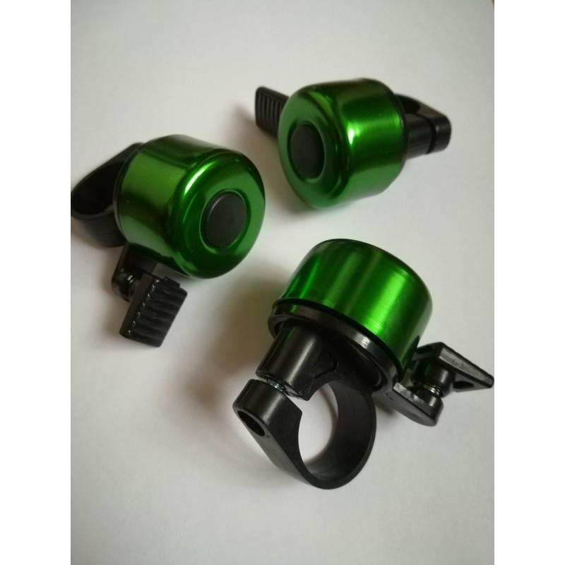 Skambutis dviračiui žalias