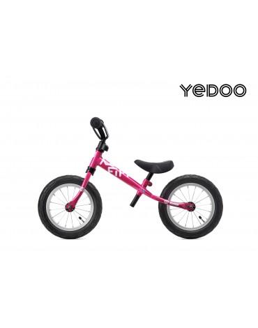 balansinis dviratis mergaitei