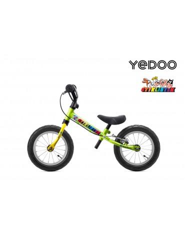 Yedoo Čtyrlistek balansinis dviratukas 2+