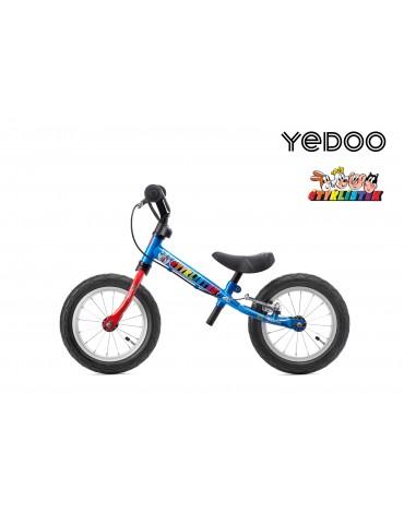 Yedoo Čtyrlistek balansinis dviratukas 2+ blue