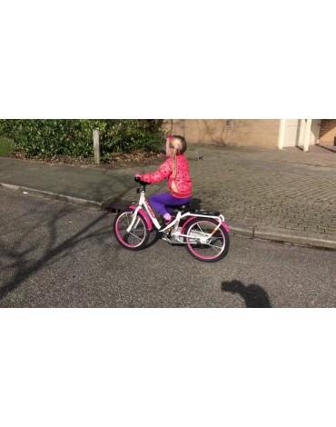 puky dviratis mergaitei