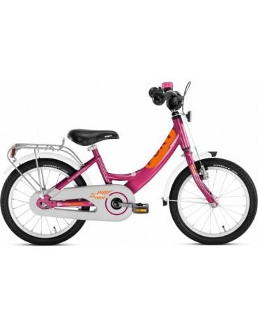Vaikiškas dviratis PUKY ZL 16-1 Alu berry