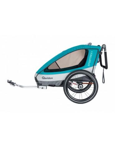 Qeridoo 2018metų naujausia dviračio priekabėlė