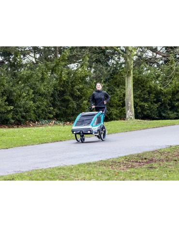 Vaikiškas vežimėlis vežimui