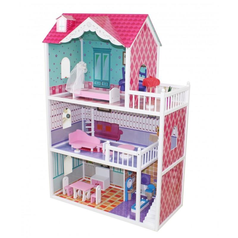 lėlių namelis Barbie
